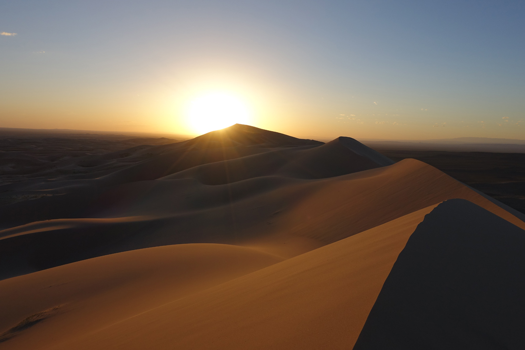 Gobi Desert Tour – Khongoryn Els (sand dunes)