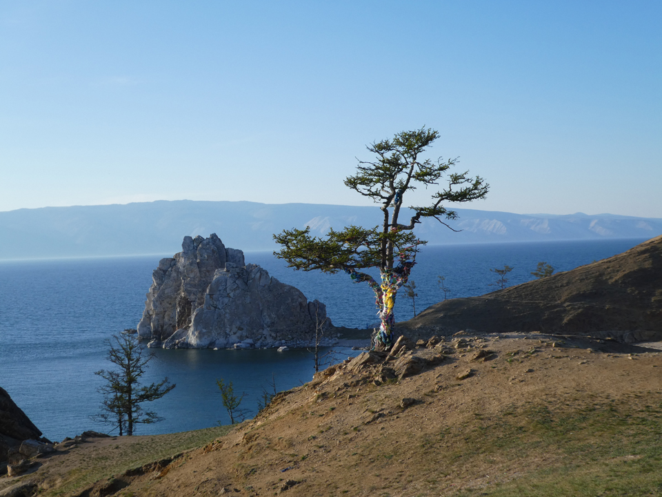 Olkhon Island – Lake Baïkal