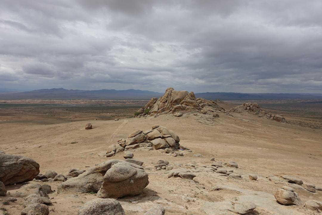 Gobi Desert Tour – Rashaant and drive back to UB