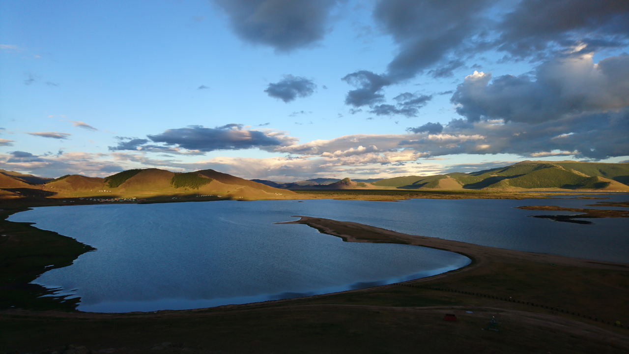 To and At White Lake (Terkhiin Tsagaan)