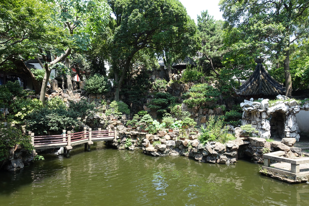 Shanghai - Yu Yuan Garden - Finding Memories