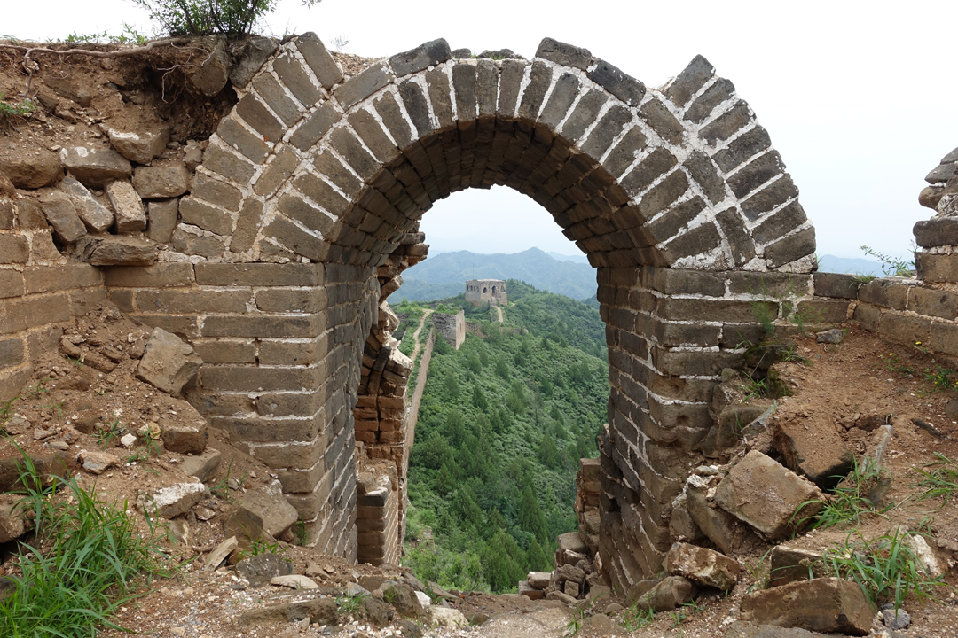 Hiking on the Great Wall – Gubeikou Section