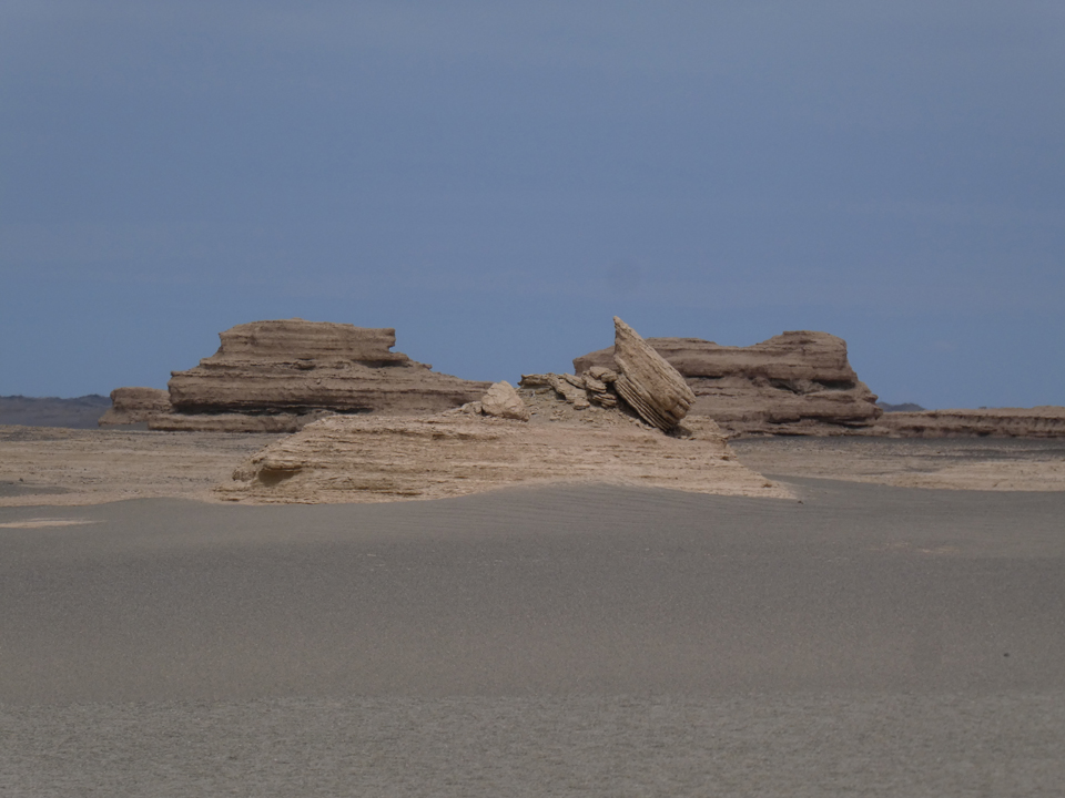 Dunhuang – Yardang National Geopark, Jade Gate and Western Thousand Buddha Caves