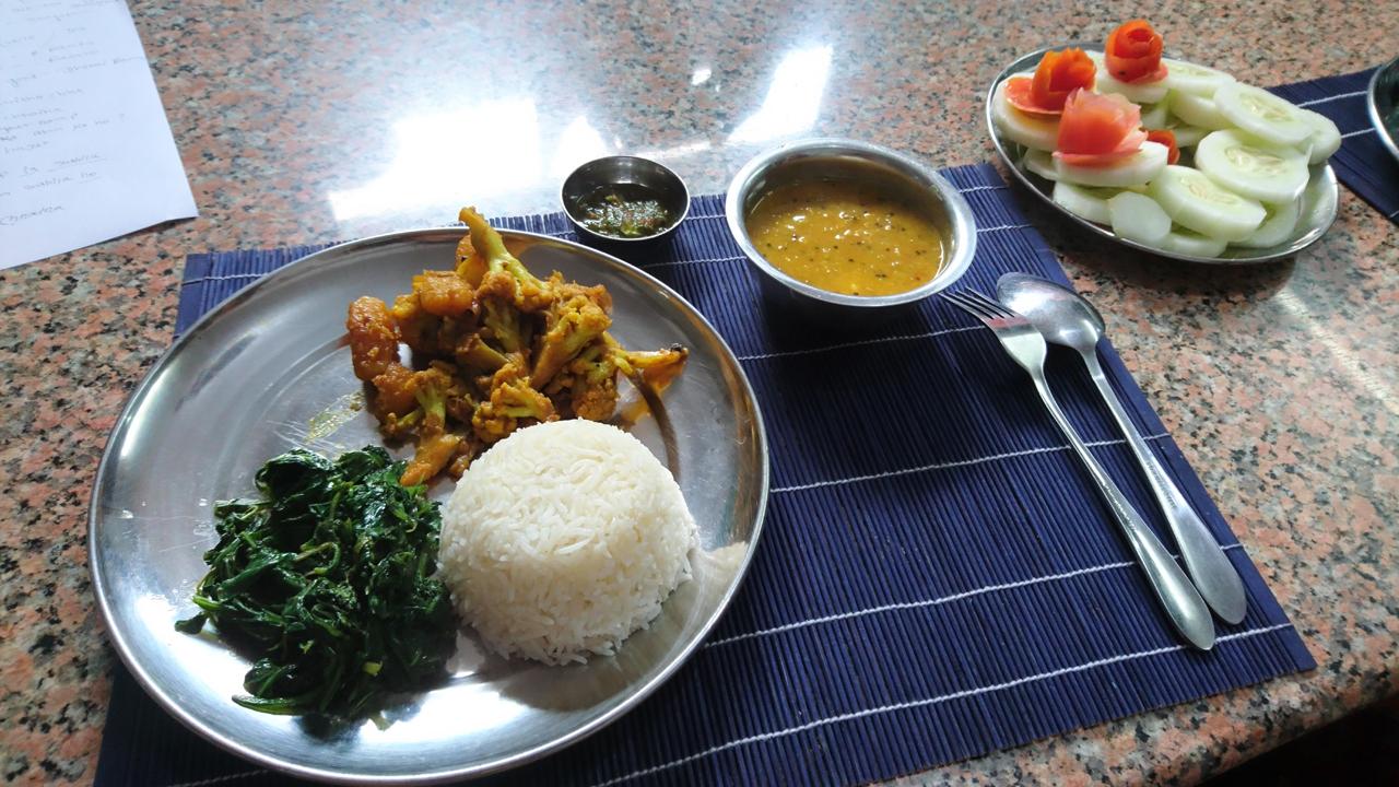 Kathmandu – Cooking Class