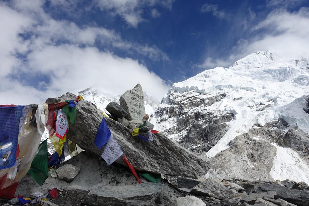 Everest Base Camp and Gokyo Lake Trek – Day 8 – Lobuche to Everest Base camp