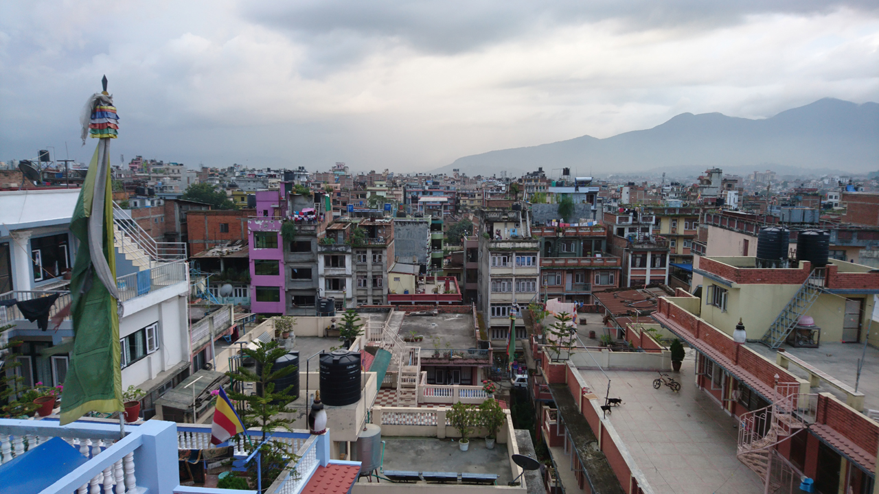 Back in Kathmandu: Time for cafes, bars and losing some weight