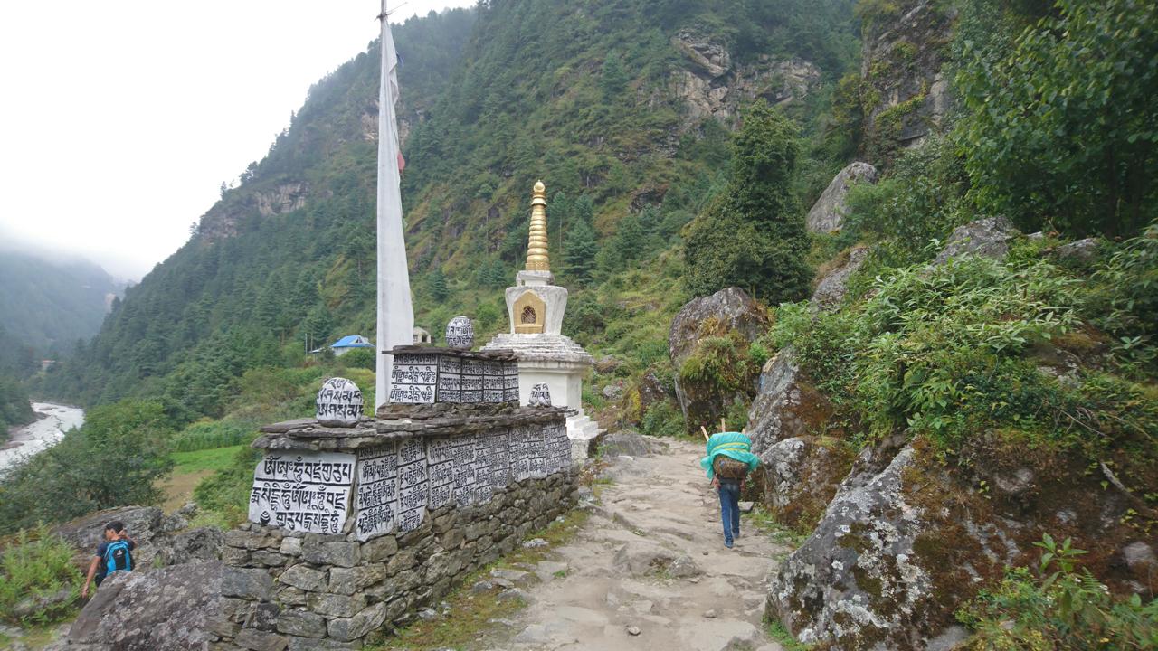 Everest Base Camp and Gokyo Lake Trek – Day 1 – Kathmandu to Phakding