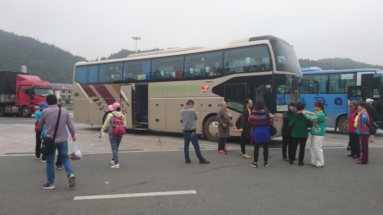 From Zhangjiajie to Fenghuang