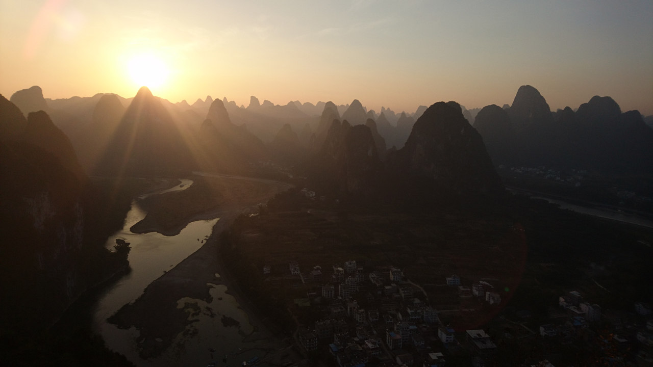 Xingping – Li River