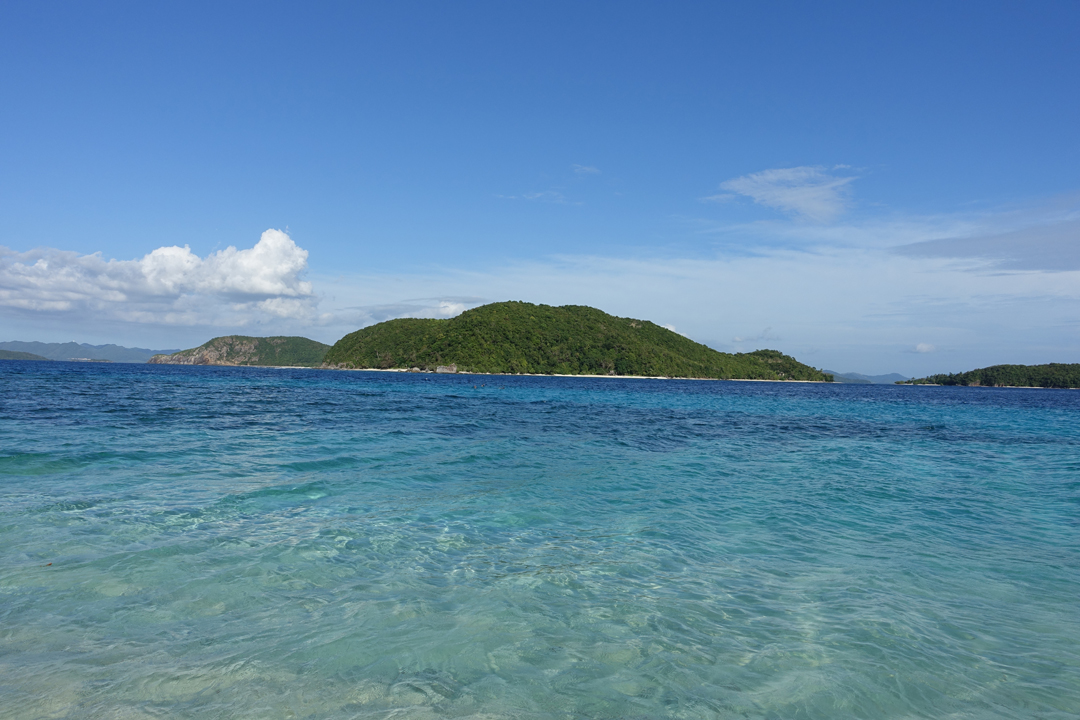 Tao Expedition – Day 1 – Through islands in Coron