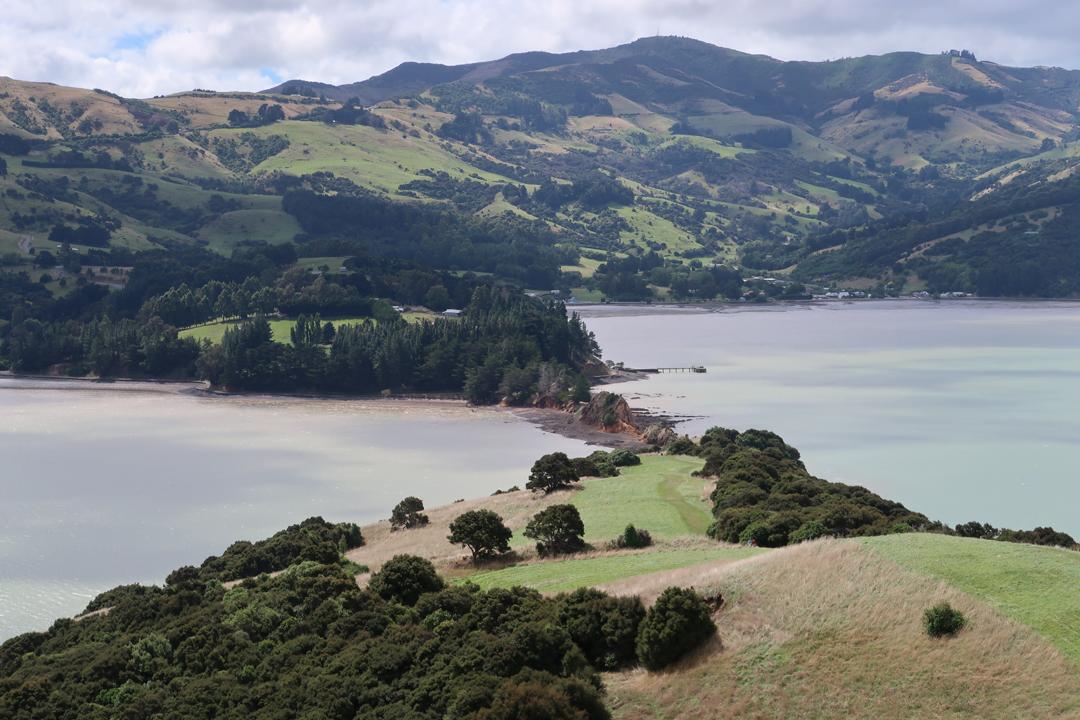 Christchurch to Akaroa