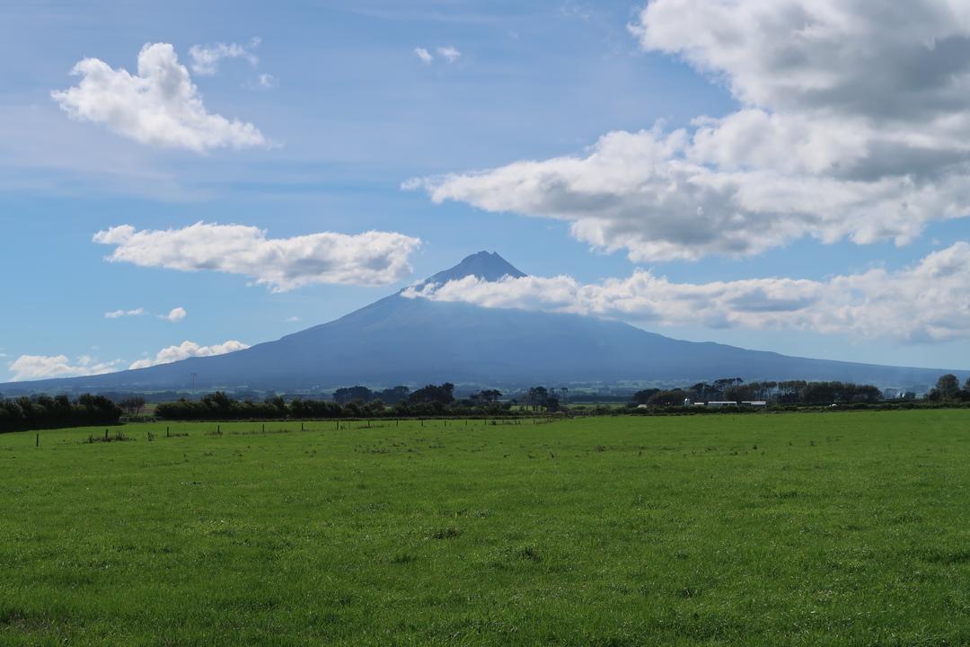 Castlepoint to Mt Taranaki