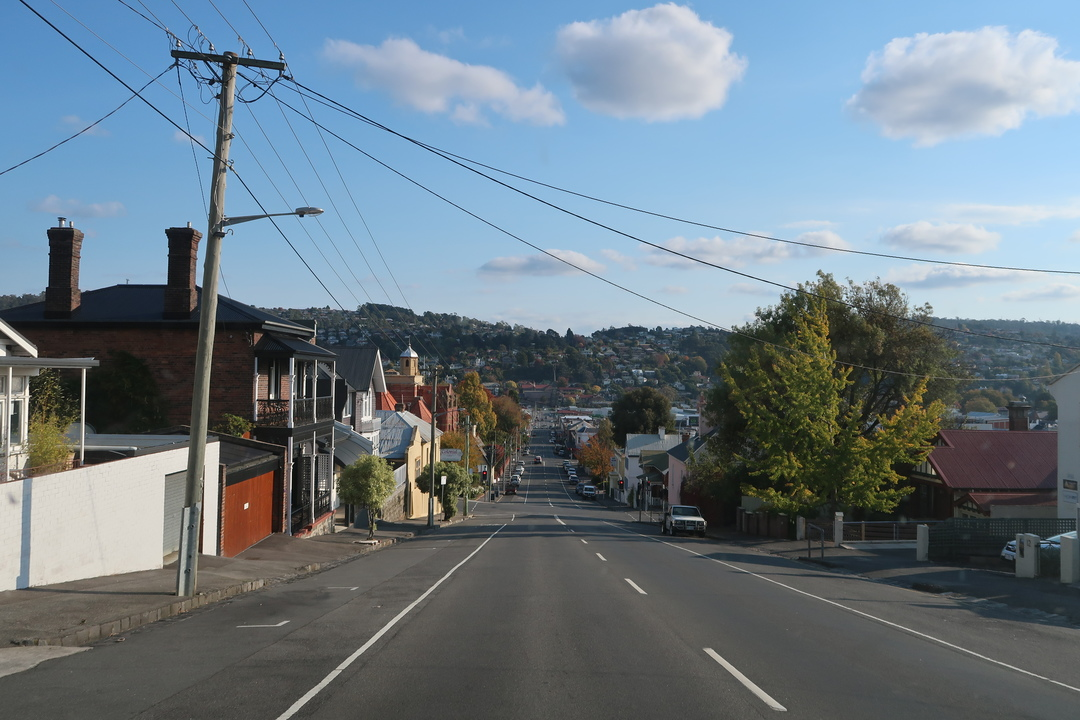 Petal Point to Launceston