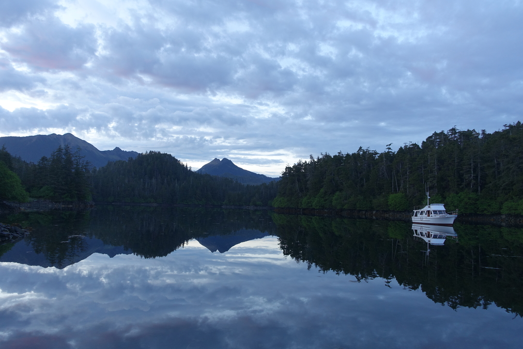 Sitka – Boat Trip – White Sulphur Springs to Greentop Point