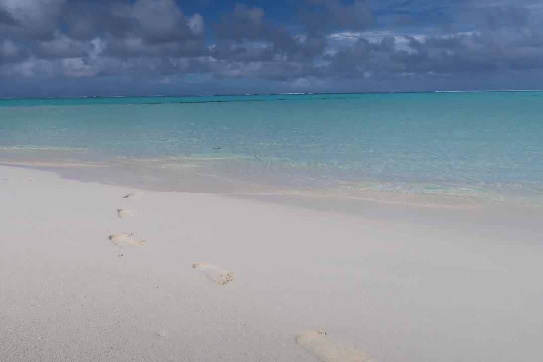 Aitutaki – Lagoon Tour snorkeling