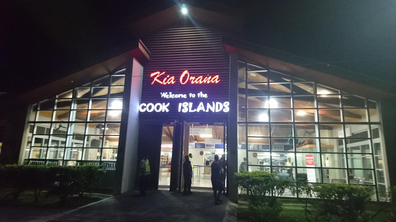 From Hobart to Rarotonga