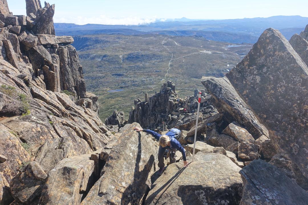 Cradle Mountain Summit then to Queenstown