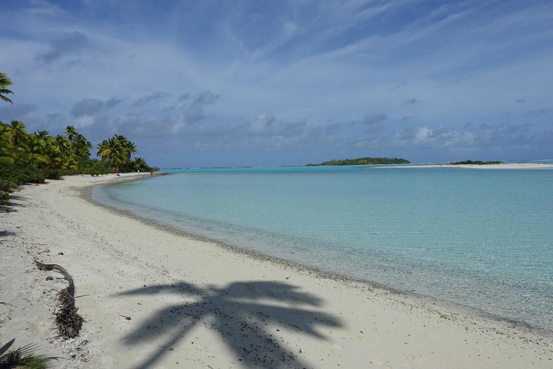 Aitutaki – Lagoon Tour