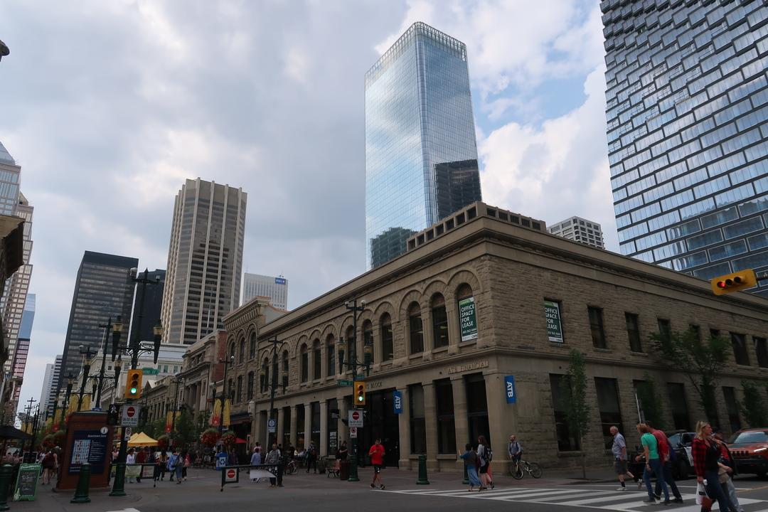 Edmonton to Calgary