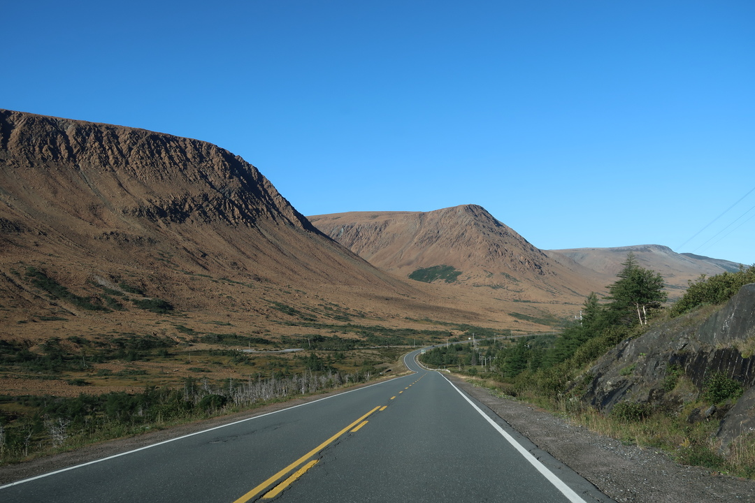 Gros Morne Nationalpark – Tablelands